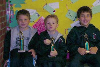 Brandywine Xmas Tournament Winners - 2006